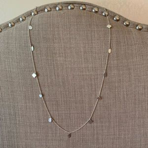 3/$10 Silver Chain with Shape Charms